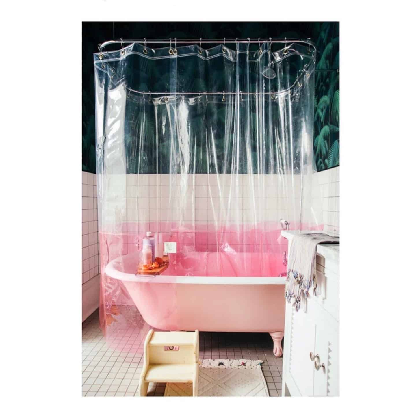 Quiet Town Shower Curtains