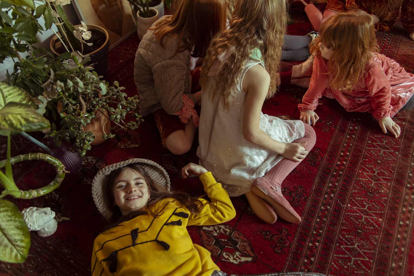 children's fashion from Hannah & Tiff SAPA AW20 collection