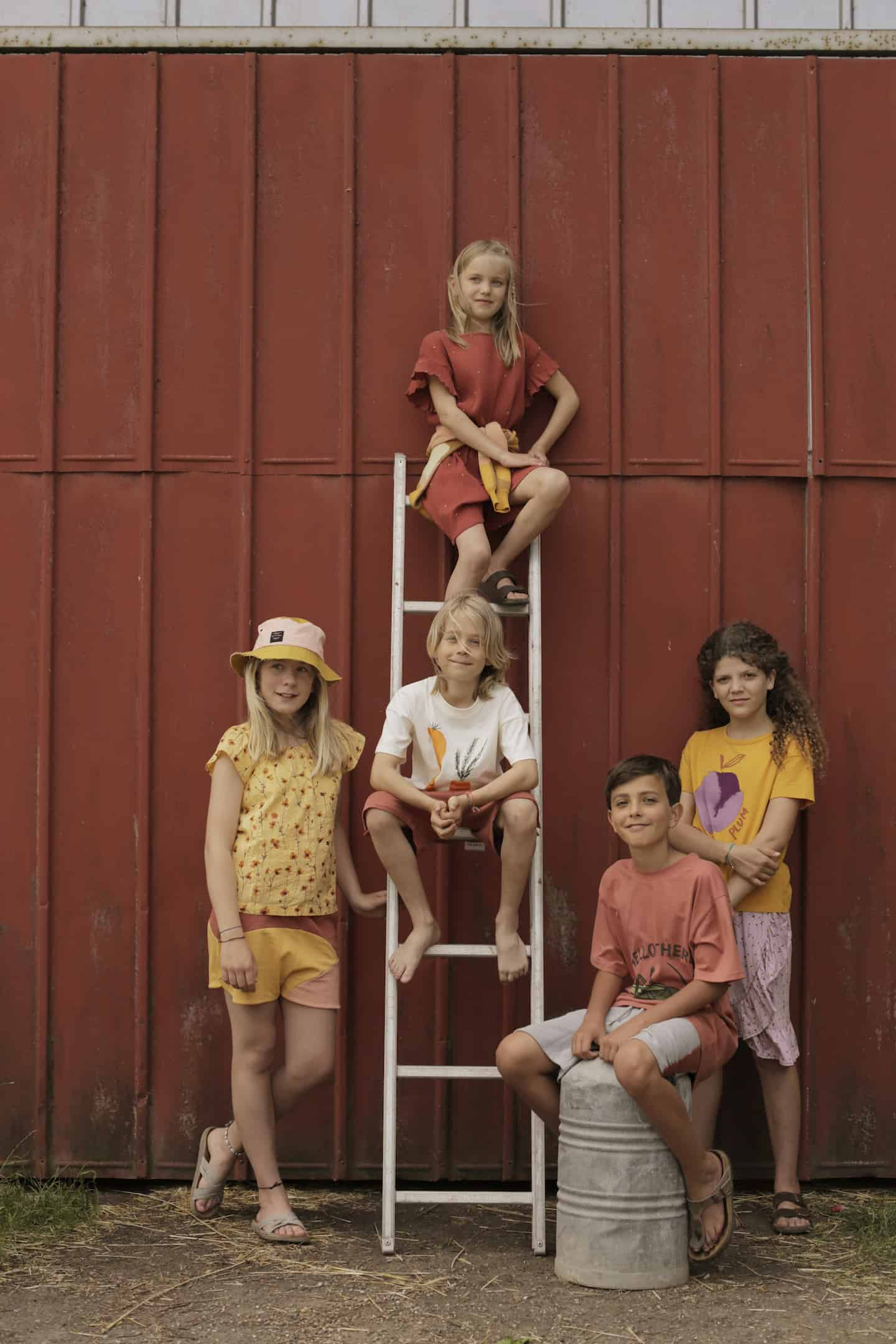Soft Gallery kids fashion collection winners ss20