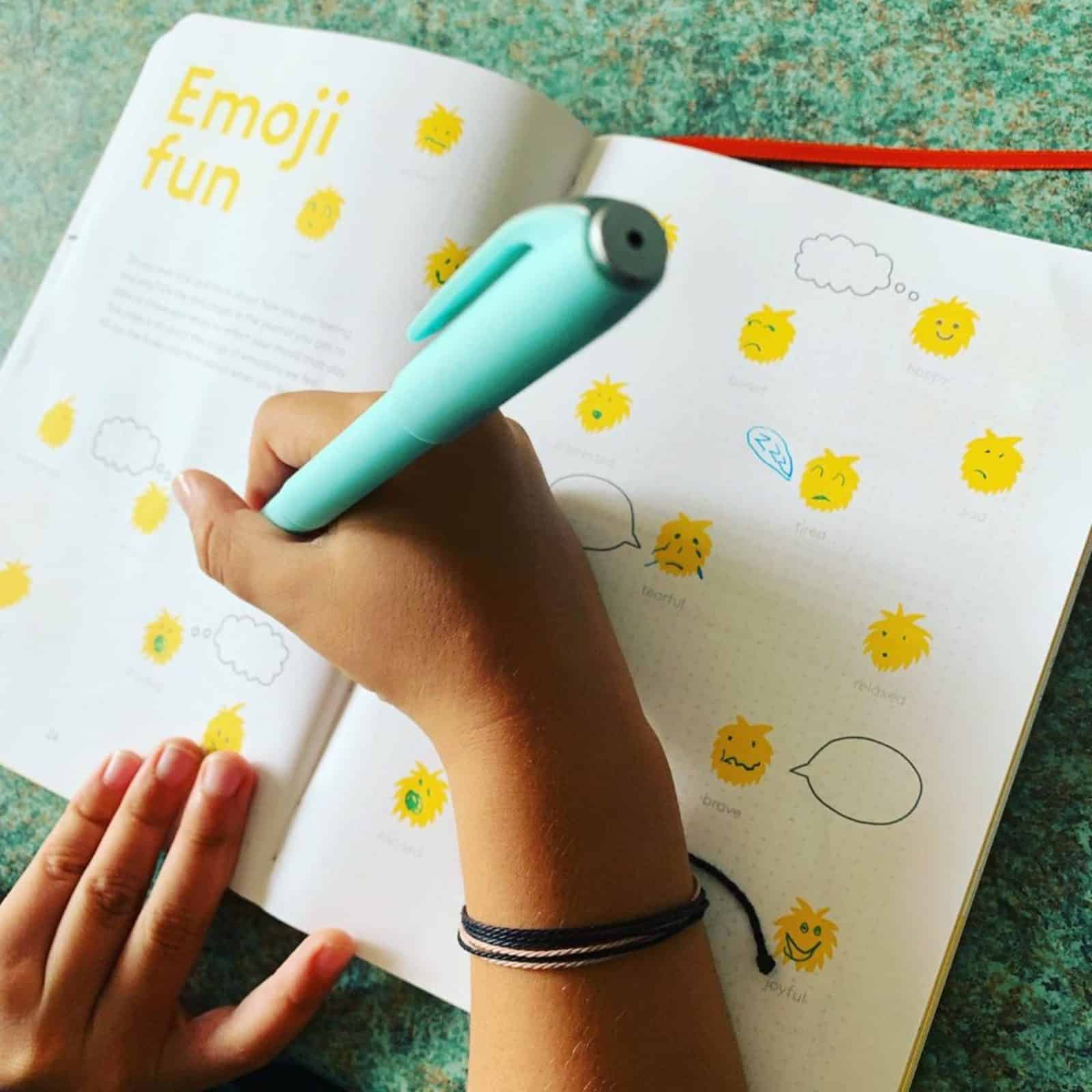 THE HAPPYSELF JOURNAL - kid's journal promoting healthy habits