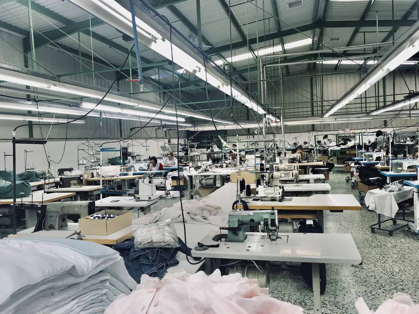 clothes manufacturing portugal