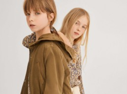 Massimo Dutti ends kid collections