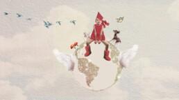 The rendez-vous global winter wonderland