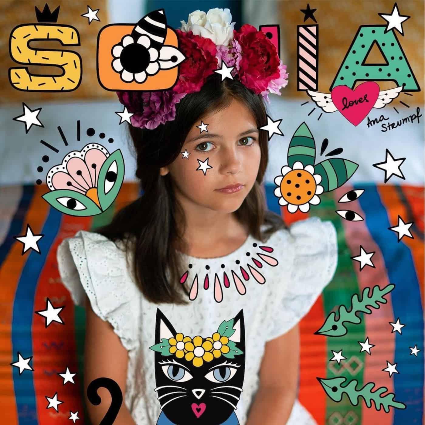 Sonia Rykiel Kids x Ana Strumpf