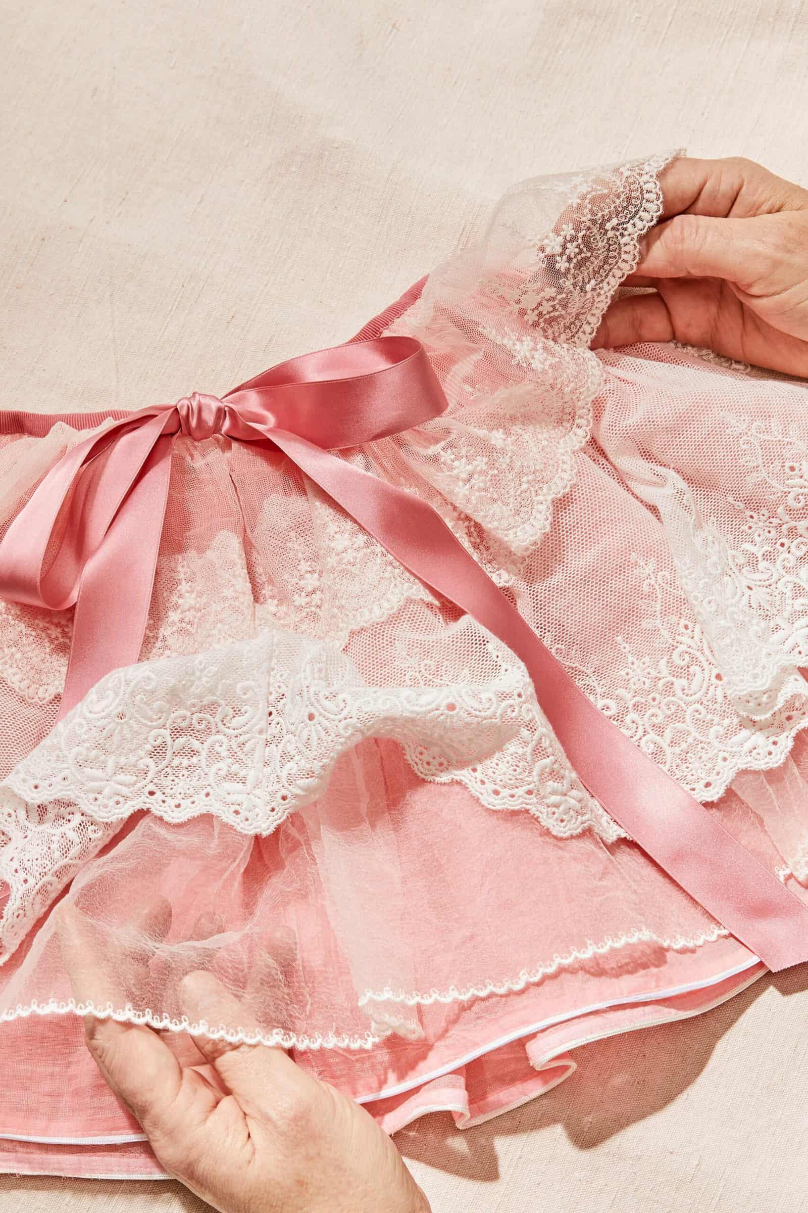 Strawberries & Cream is a luxury British baby and girlswear brand