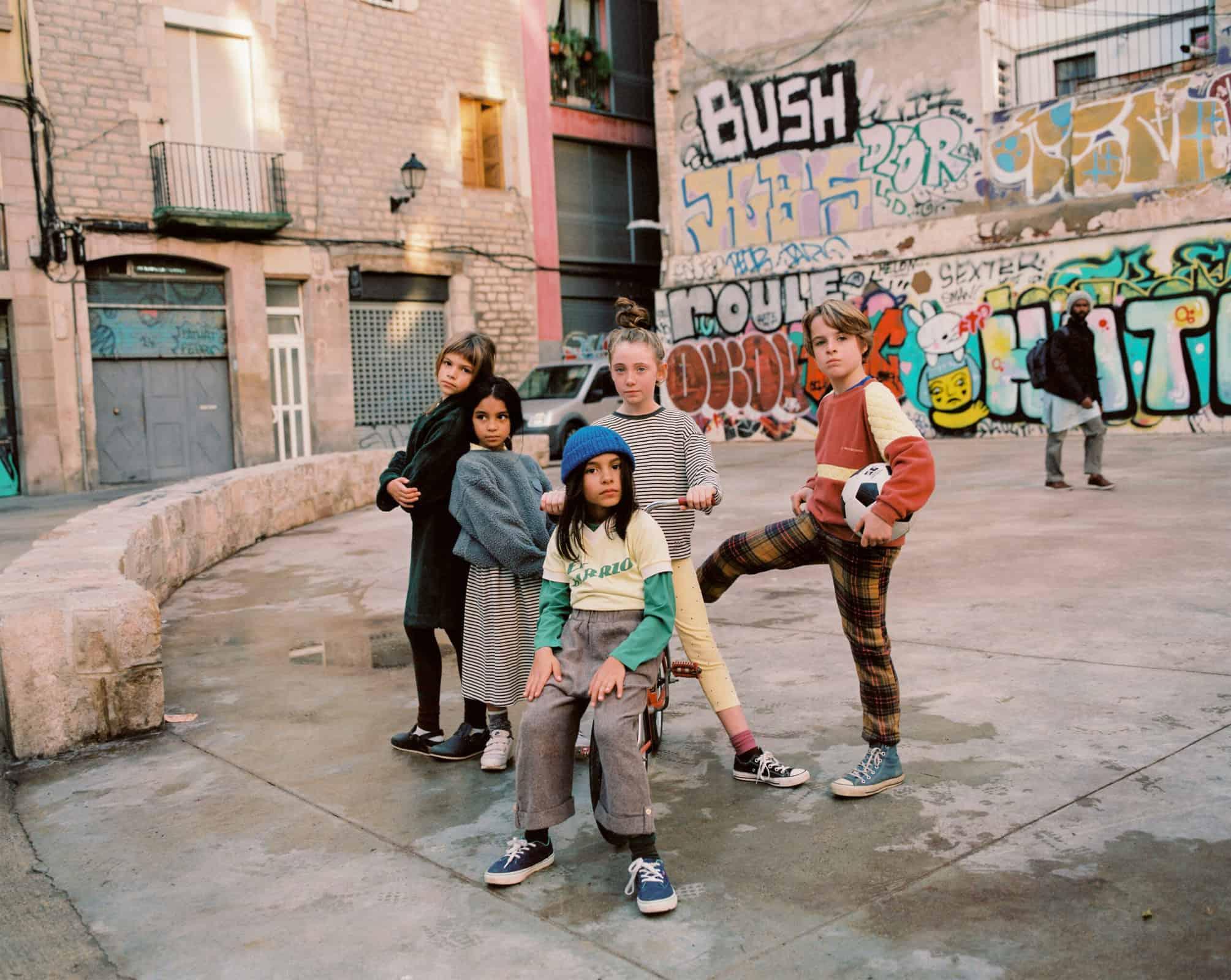 El Barrio AW20 The Campamento