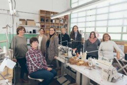 women behind the brand My Little Cozmo
